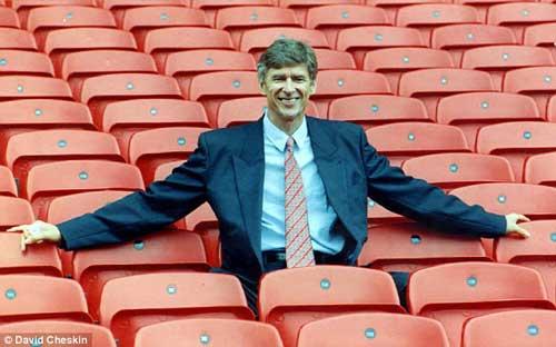 Arsenal quyết giữ Wenger bằng HĐ khủng - 1