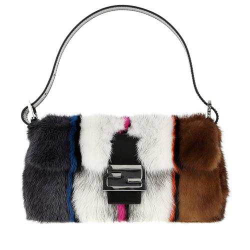 Túi lông sành điệu cho tín đồ mùa lạnh - 6
