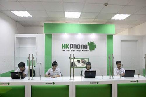 HKPhone sở hữu 4 trung tâm bảo hành quy mô lớn - 2
