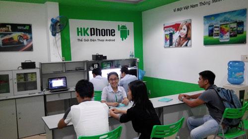 HKPhone sở hữu 4 trung tâm bảo hành quy mô lớn - 6