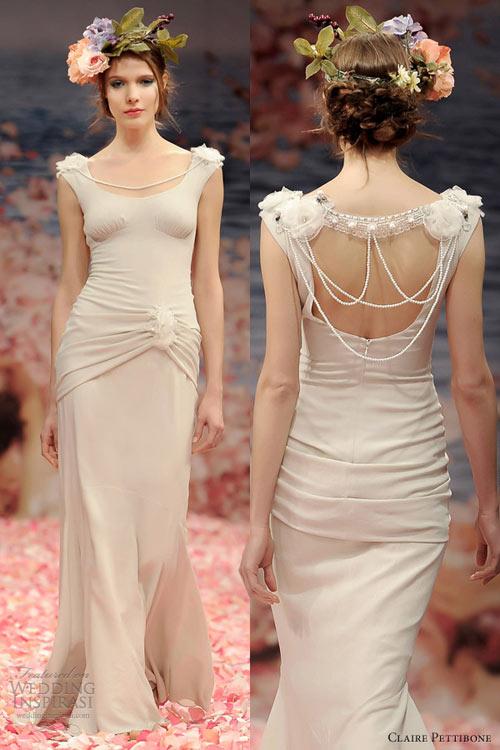 Ngắm vườn địa đàng trên váy cưới nàng - 10