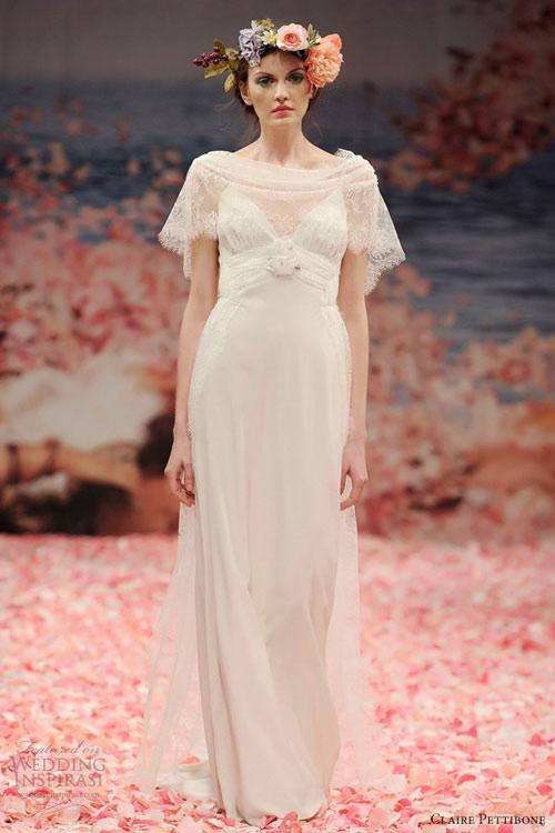 Ngắm vườn địa đàng trên váy cưới nàng - 2