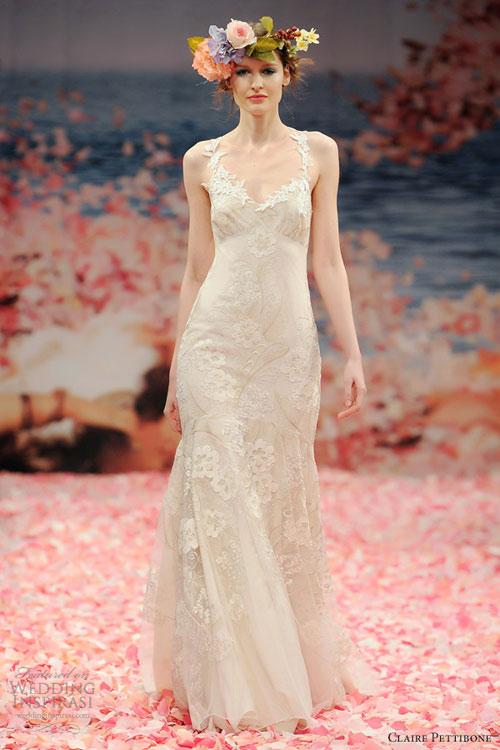 Ngắm vườn địa đàng trên váy cưới nàng - 3