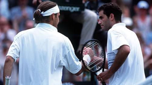Sampras & Federer: Cuộc đối đầu huyền thoại - 3