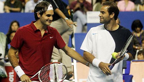 Sampras & Federer: Cuộc đối đầu huyền thoại - 2