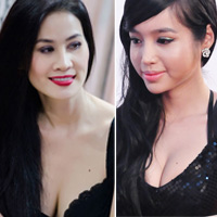 """Nốt ruồi """"phú quý"""" trên ngực mỹ nữ Việt"""