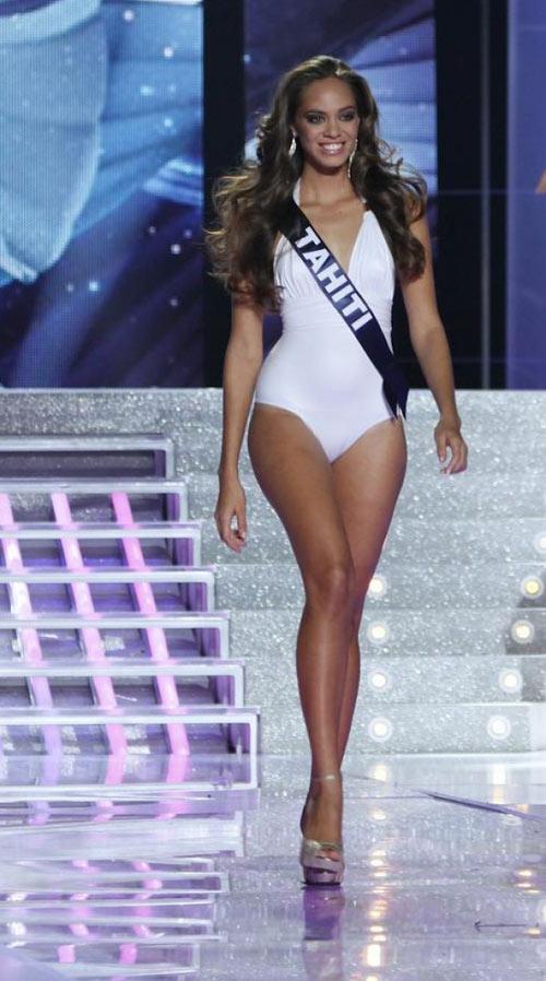 Gặp gỡ 11 mỹ nhân của Miss Universe 2013 - 3