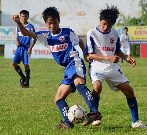 Ngày hội bóng đá trẻ các nước ASEAN - 1