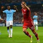 """Bóng đá - Robben """"hành hạ"""" hàng thủ Man City"""