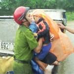 Tin tức trong ngày - Phó CA xã tử vong trên đường giúp dân tránh bão
