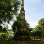 Du lịch - Nghệ An: Tháp cổ thành phế tích