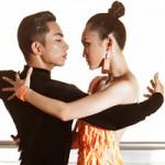 Bạn trẻ - Cuộc sống - Cặp đôi triển vọng của dancesport Việt