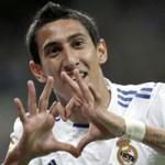 """Bóng đá - Real: Bale đang """"lép vế"""" trước Di Maria"""