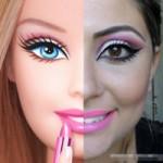 Làm đẹp - Trang điểm búp bê giúp phải đẹp quyến rũ