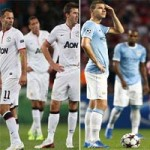 Bóng đá - Sau lượt hai cúp C1: Thất vọng thành Man