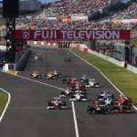 Lịch thi đấu F1 - Lịch thi đấu F1: JAPANESE GP 2013