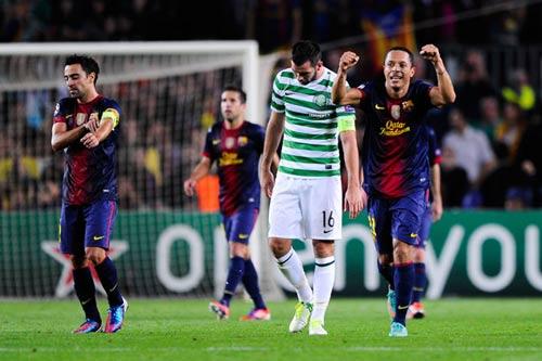 Barca của Martino: Không thể thiếu Messi - 2