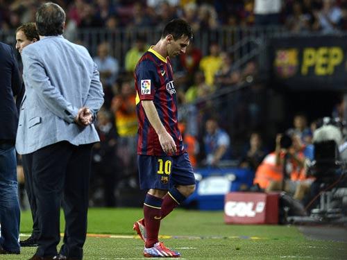 Barca của Martino: Không thể thiếu Messi - 1