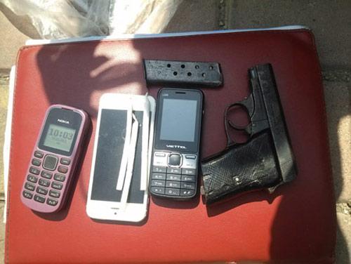 NK141: Mang súng, cưỡi xe khủng đi gây án - 2