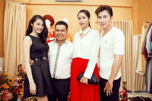 Linh Chi trẻ trung cùng váy xòe - 10