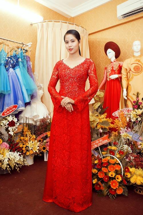 Linh Chi trẻ trung cùng váy xòe - 7