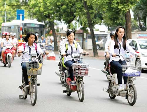 Xe đạp điện không được chạy quá 25km/h - 1
