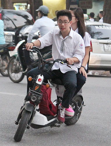 Xe đạp điện không được chạy quá 25km/h - 2