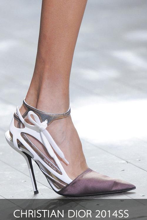 20 đôi giầy đẹp nhất xuân hè 2014 - 3