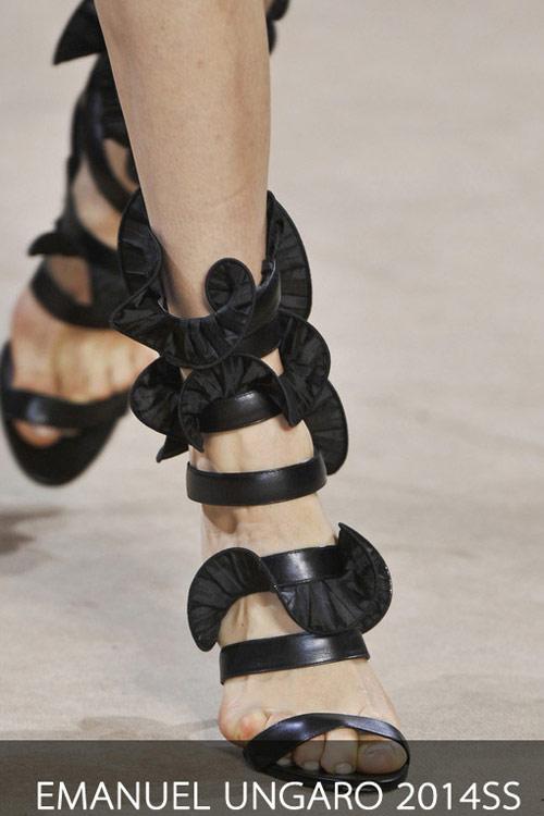 20 đôi giầy đẹp nhất xuân hè 2014 - 5