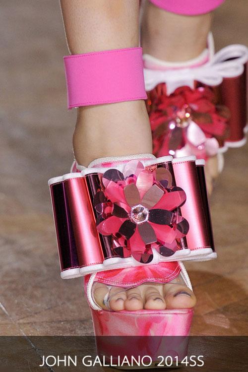 20 đôi giầy đẹp nhất xuân hè 2014 - 8