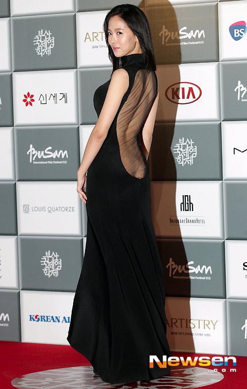Người đẹp Hàn phải trả giá vì váy mỏng - 6