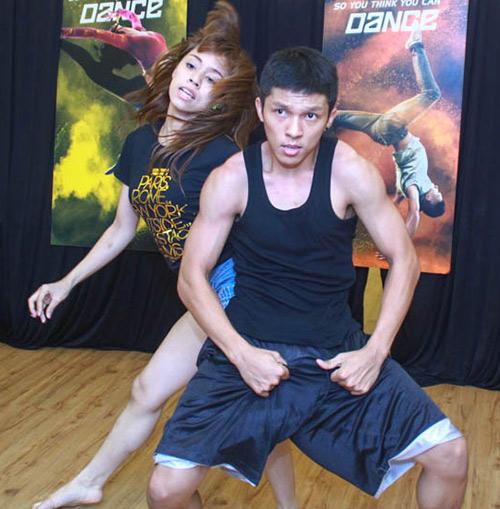 Đề tài đồng tính lên sân khấu Bước nhảy - 3