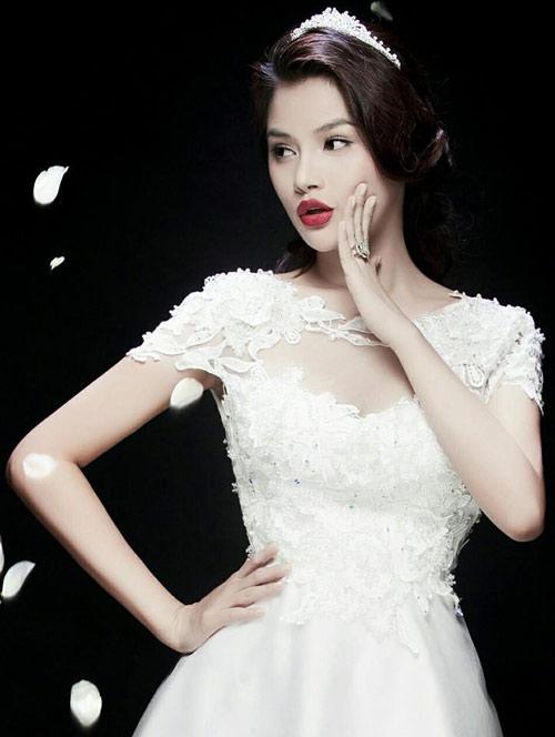 Ngẩn ngơ vì cô dâu một con Vũ Thu Phương - 3