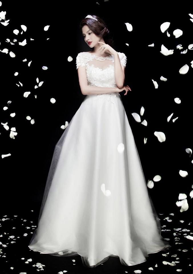 Ngẩn ngơ vì cô dâu một con Vũ Thu Phương - 12