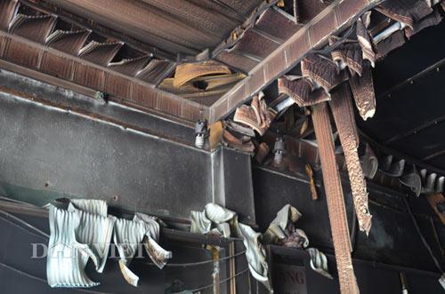 Vụ khách tự thiêu: Cảnh tàn lụi ở tiệm vàng - 12