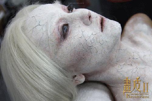 """Video: Châu Tấn """"lột da"""" tắm trần - 6"""