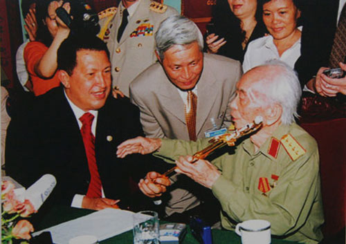 Những bức ảnh lịch sử về Tướng Giáp - 15