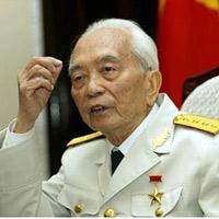 Đại tướng Võ Nguyên Giáp từ trần