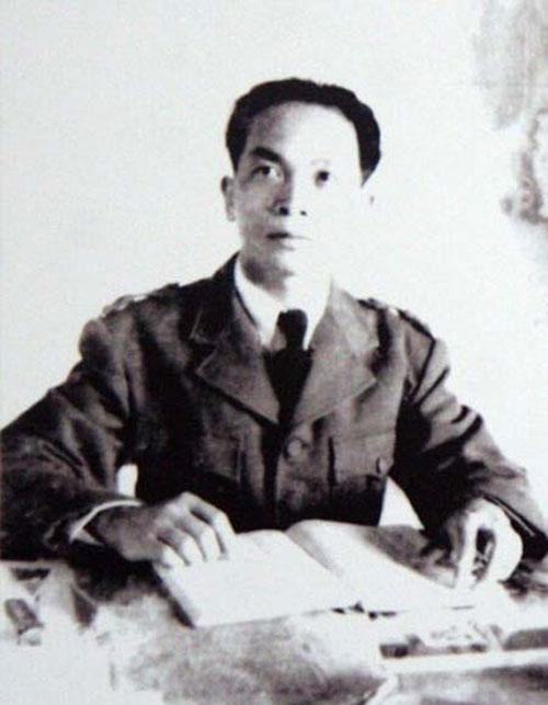 Cuộc đời Đại tướng Võ Nguyên Giáp qua ảnh - 9