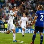 Bóng đá - Di Maria dứt điểm tinh tế top 5 lượt 2 C1