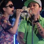 Ca nhạc - MTV - Lệ Quyên đau mắt vẫn hết mình bên Tuấn Hưng