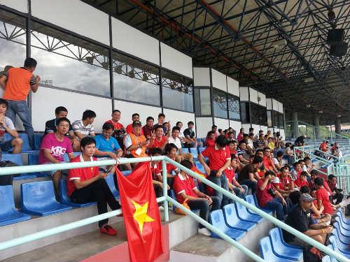 U19 Việt Nam đại thắng U19 Hong Kong - 2