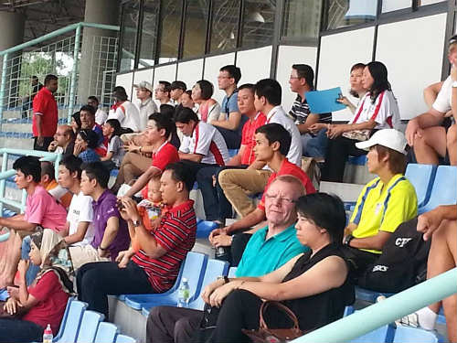 U19 Việt Nam đại thắng U19 Hong Kong - 3