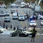 """Tin tức trong ngày - Mỹ: Lao xe vào Nhà Trắng vì """"được Obama gọi"""""""