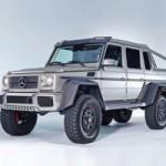 Ô tô - Xe máy - Mercedes G63 AMG chống đạn giá triệu đô