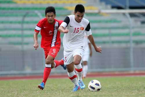 U19 Việt Nam đại thắng U19 Hong Kong - 6