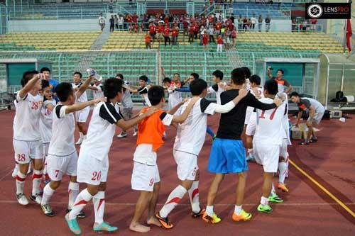 U19 Việt Nam đại thắng U19 Hong Kong - 7