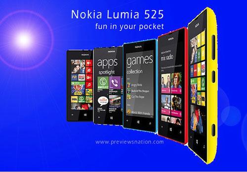 Nokia lộ smartphone tầm trung Lumia 525 - 2