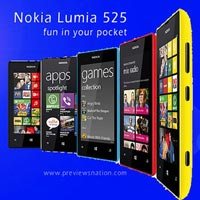 Nokia lộ smartphone tầm trung Lumia 525