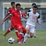 Bóng đá - U19 Việt Nam chơi dưới sức mình